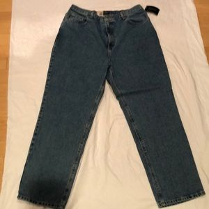 Ralph Lauren woman's classic fit jeans